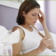 Скудные месячные и беременность