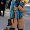 Несколько способов, как красиво завязать шарф на пальто