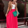 С чем носить розовую юбку, чтобы вне зависимости от модных веяний всегда оставаться стильной?