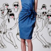 Платье из джинсовой ткани – для смелых и креативных!
