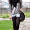 Как завязать теплый шарф? (50 фото)