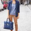 Бежевые брюки: с чем носить, куда надеть?