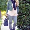 С чем носить серые джинсы, чтоб выглядеть стильно и актуально?