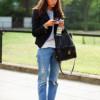 С чем носить женские оксфорды – трендовые туфли