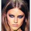 Как красиво накрасить голубые глаза