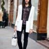 С чем носить белую сумку: обзор модных тенденций (35 фото)