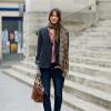 С чем носит женские мокасины: модные секреты (30 фото)