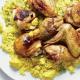 Как готовить курицу с овощами и рисом в духовке