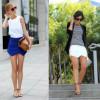 Юбка-шорты снова на модном Олимпе