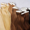 Преимущества и недостатки ленточного наращивания волос