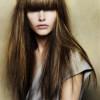 Мелирование на темно-русые волосы