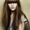 Современное мелирование на темные волосы