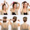 Как делать начес на короткие и длинные волосы