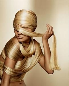 От выпадения волос помогает