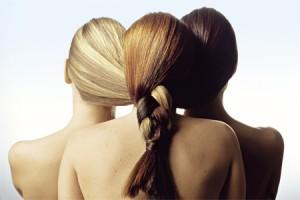 Как покрасить волосы в белый