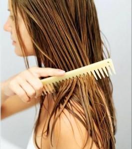 Как расчесать волосы