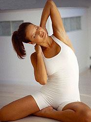 Расслабляющие упражнения для мышц шеи