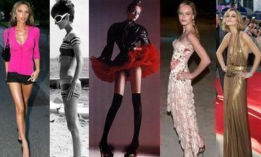 Платья на худых ногах фото