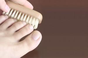 грибок под ногтями