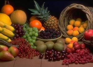 фрукты при кормлении грудью