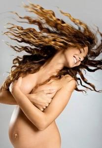 грудь после беременности