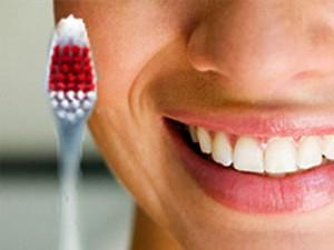 после отбеливания зубов