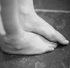 Как уменьшить размер ноги