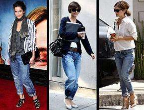 С чем одеть джинсы