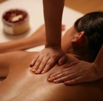 правильный массаж спины