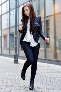 С какой обувью носить джинсы фото