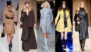 Как выбрать классическое пальто