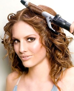 Как правильно крутить волосы на