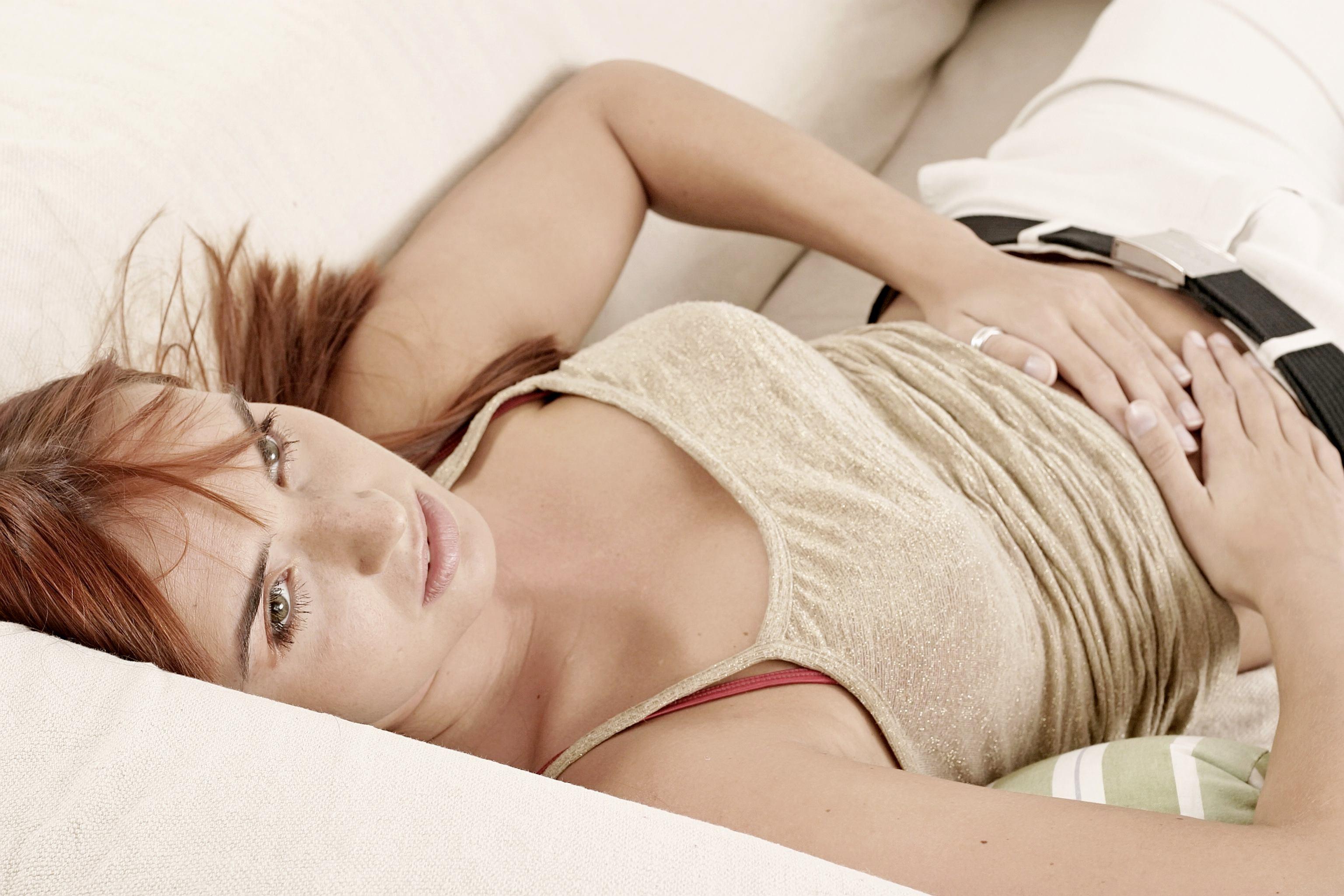 Судороги и схватки при оргазме