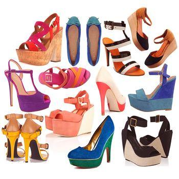 Модные туфли 2014 года