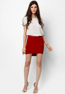 модные мини-юбки 2014 года