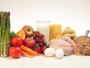 меню на недею, здоровое питание