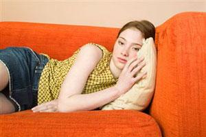 почему у девочки 14 лет нет месячных