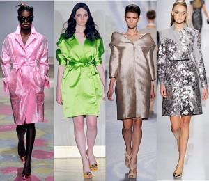 модные тенденции в пальто