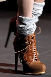 модные тенденции 2012 обувь