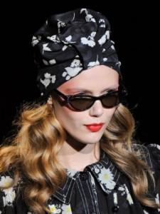 модные головыне уборы 2012