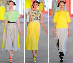 Самые модные юбки лета 2014 года