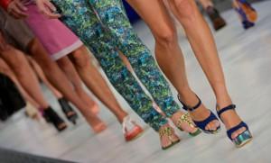 Модная летняя обувь 2014 года