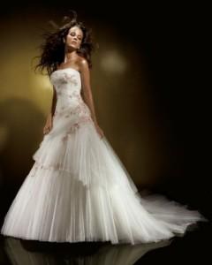 пышные платья для свадьбы