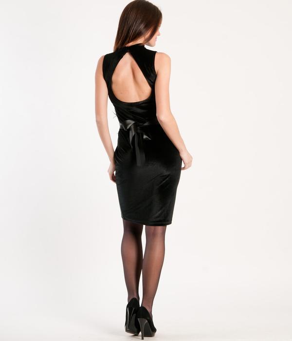 Платье с открытой спиной - Свадебное. особенности: с открытой спиной.