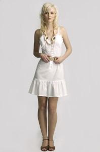 аксессуары к платью белого цвета