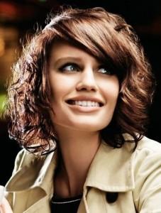 актуальные укладки для волнистых волос