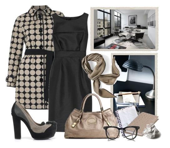 классический стиль в одежде - комплект