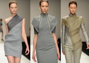 футуристический стиль в одежде