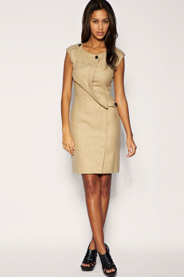 Простые женские платья