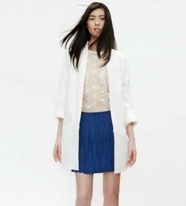 длинный пиджак, с чем носить?